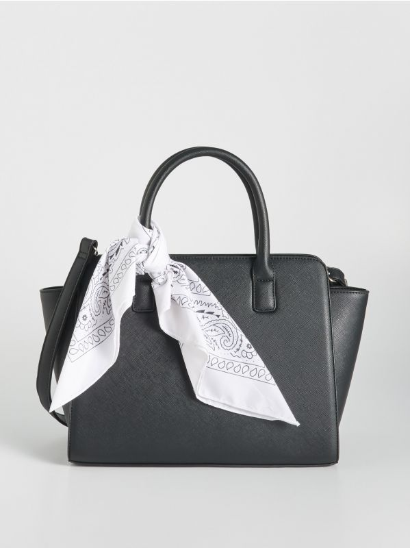 60806e695a Harry Potter zsák típusú hátizsák · City bag táska kendővel - fekete -  VG576-99X - SINSAY