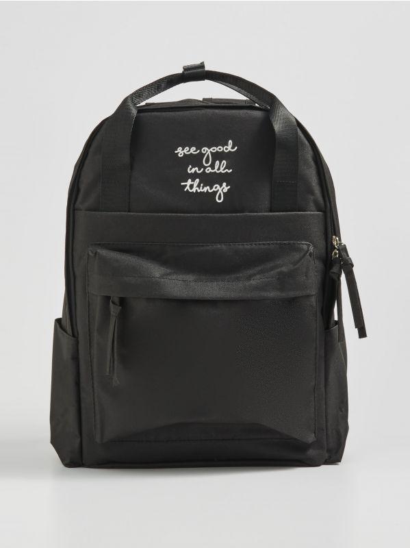 74533a64b7bf2 Torby i plecaki Sinsay - Funkcjonalne i modne